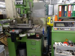 Second hand machine - Fehlmann-Picomax-51