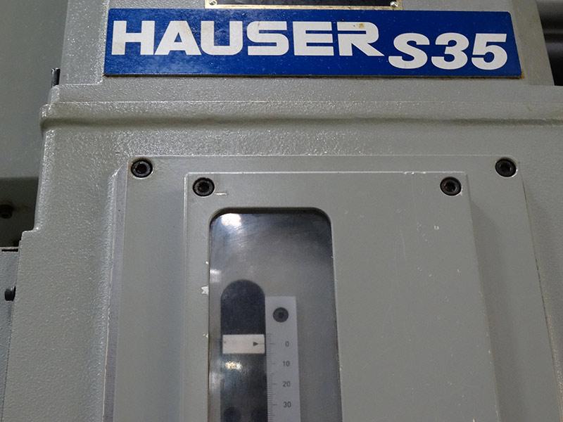 Brusilica Hauser