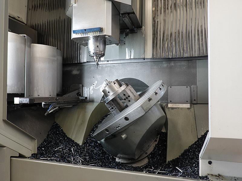 CNC Milling centre