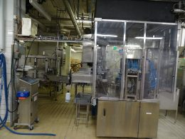 Jogurt filling machine