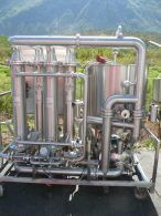 Filter for vine